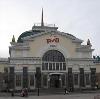 Железнодорожные вокзалы в Избербаше