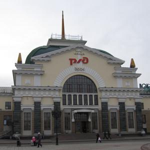 Железнодорожные вокзалы Избербаша